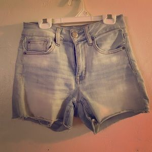 American Eagle High Rise Shortie